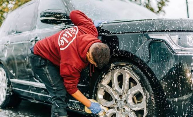 Valeting Your Car